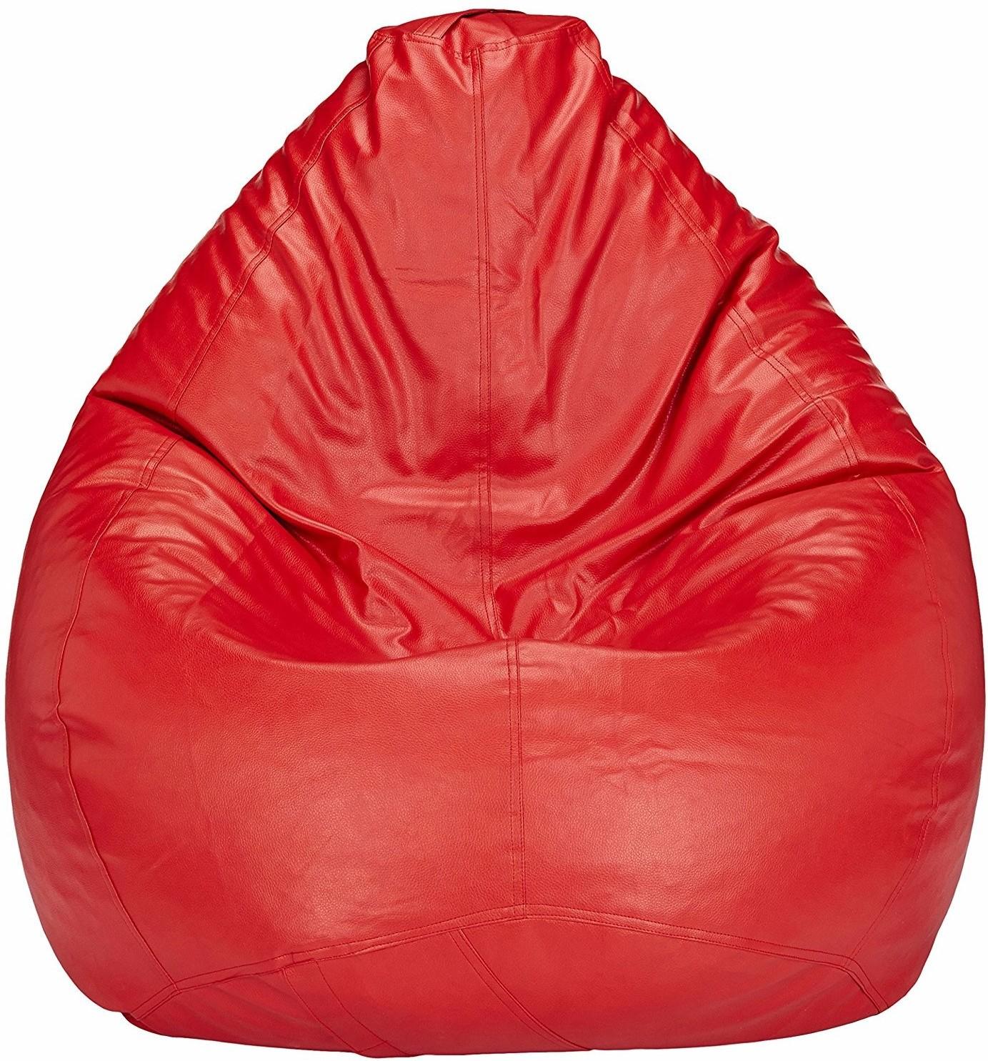 View VSK XXL Bean Bag Cover(Red) Furniture (VSK)
