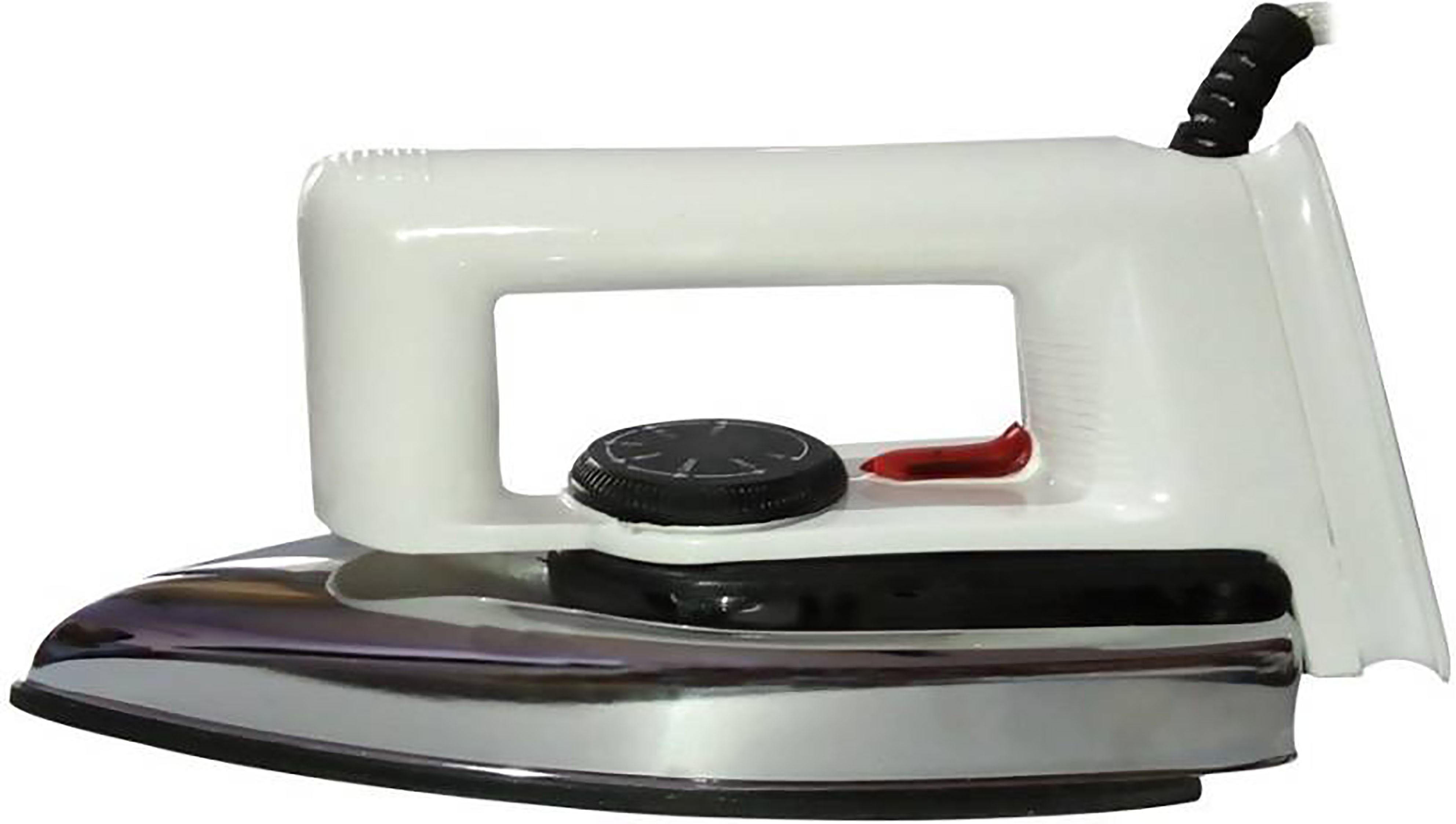 View ovista victoria 750W Dry Iron(White) Home Appliances Price Online(Ovista)