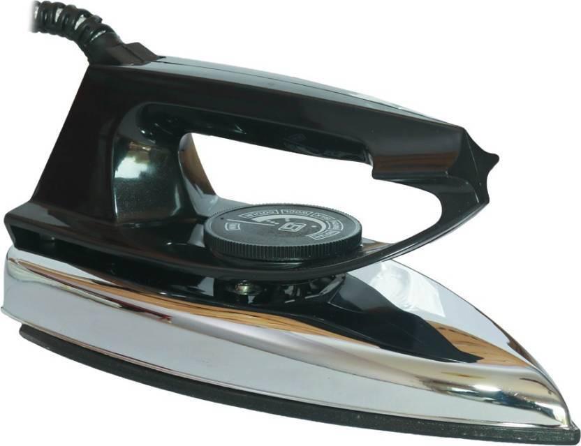 View ovista murphy 750w Dry Iron(Black) Home Appliances Price Online(Ovista)