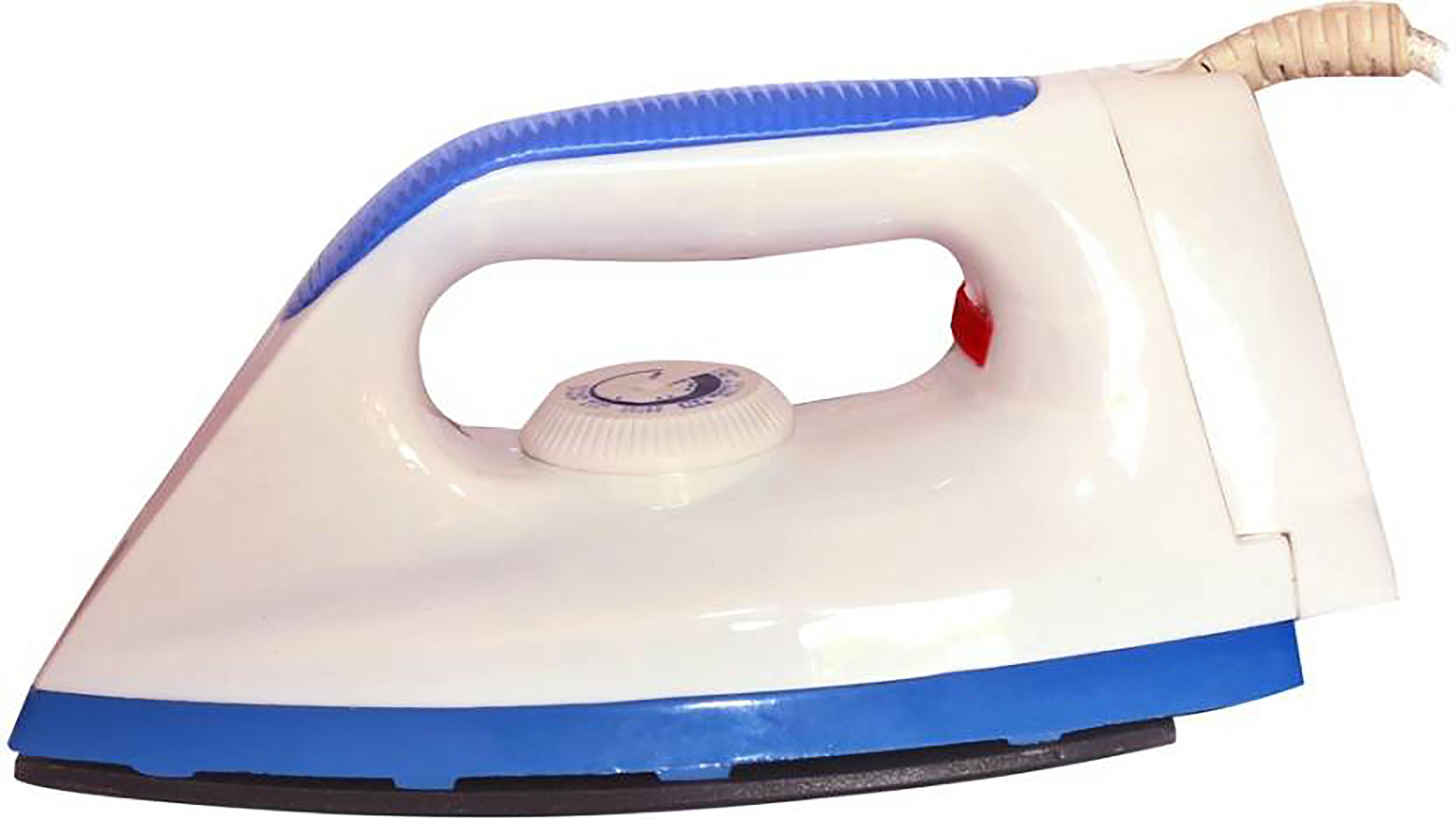 View ovista victoria750 Dry Iron(white & blue) Home Appliances Price Online(Ovista)