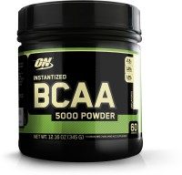Optimum Nutrition Instantized BCAA 5000mg Powder BCAA(0.345 kg, Unflavored)