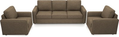 Urban Ladder Apollo Compact Fabric 3 + 1 + 1 Dune Sofa Set