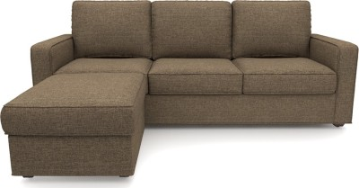 Urban Ladder Apollo Fabric 3 + 1 Dune Sofa Set