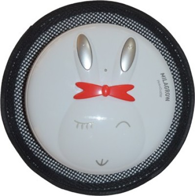 Milagrow RoboDuster Rabbit Robotic Floor Cleaner(White)