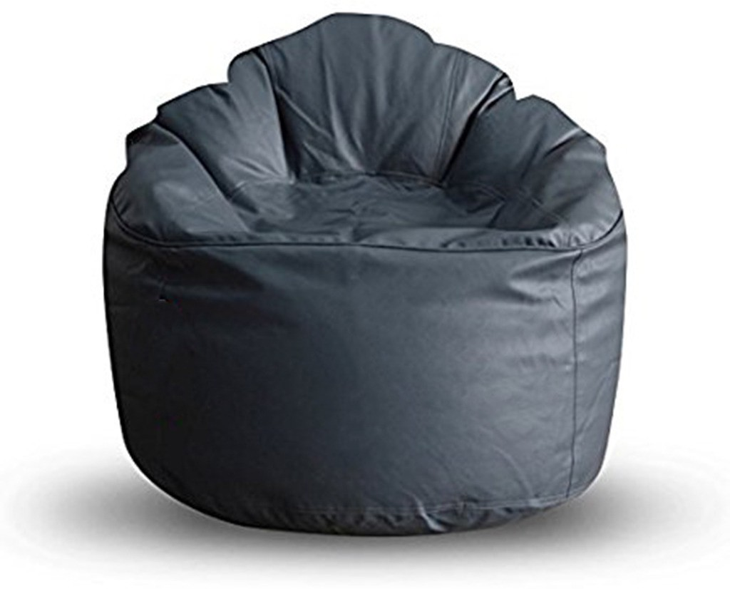 View Akhilesh Bean Bags & Furniture XXL Bean Chair Cover(Grey) Furniture (Akhilesh Bean Bags & Furniture)
