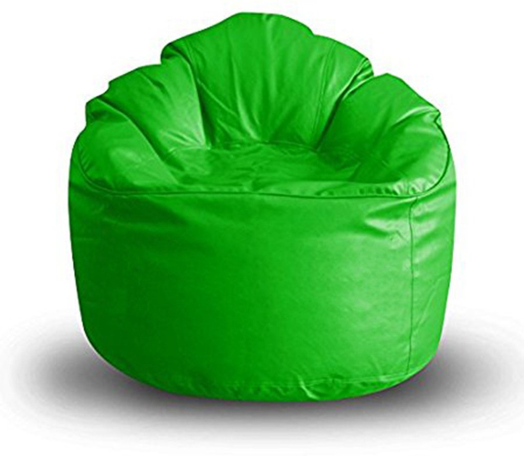 View Akhilesh Bean Bags & Furniture XXXL Bean Chair Cover(Green) Furniture (Akhilesh Bean Bags & Furniture)