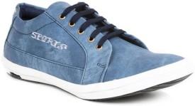 Clerk Boys Lace Sneakers(Light Blue)