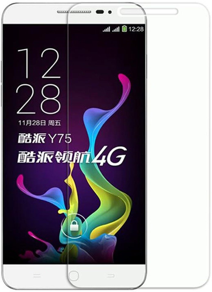 S-Model Tempered Glass Guard for Coolpad Dazen Note 3