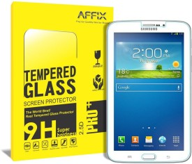 affix Tempered Glass Guard for Samsung Galaxy Tab 3 T211 [7 Inch]