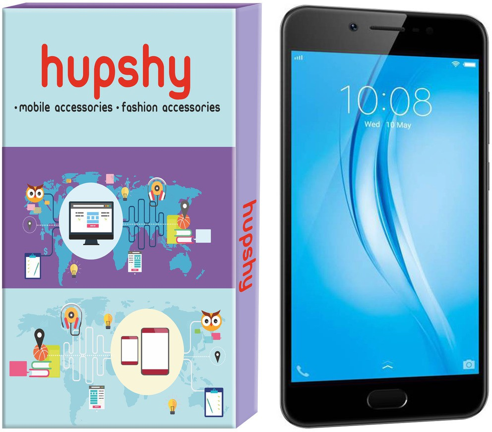 Hupshy Tempered Glass Guard for H-TG-VIVOY55S-