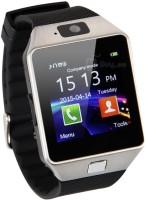 Fletum DZ 09 With Sim Card Support Smartwatch Smartwatch(Black Strap Regular)