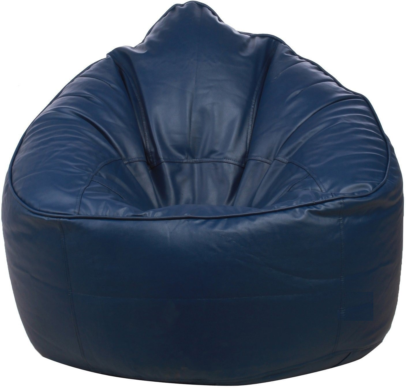 View Ink Craft XXXL Bean Chair Cover(Blue) Furniture (InkCraft)