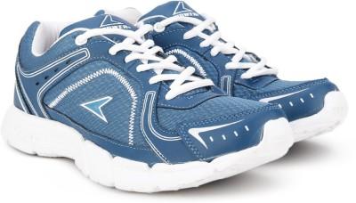 Power Lite C 213 Men Running Shoes(Blue, White)