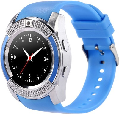 Bingo C6 Blue Bluetooth Smartwatch(Blue Strap 2) at flipkart