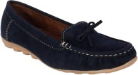 Real Blue Loafers(Navy)