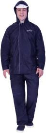 Hilife Solid Men's Raincoat