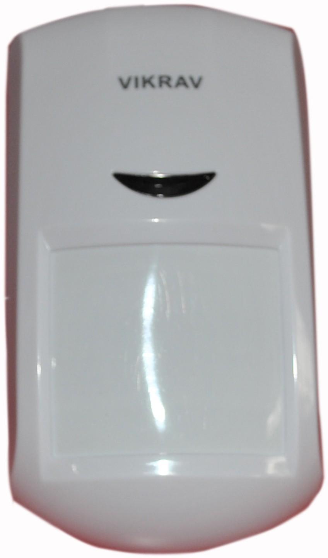 View vikrav vp-201 Wireless Sensor Security System Home Appliances Price Online(vikrav)