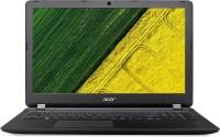 Acer Aspire Pentium Quad Core - (4 GB 1 TB HDD Linux) ES1-533 Notebook(15.6 inch Black 2.4 kg)