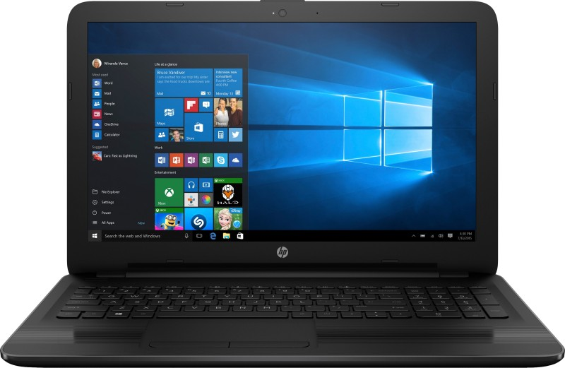 HP  Notebook  Intel Core i3 4 GB RAM Windows 10 Home