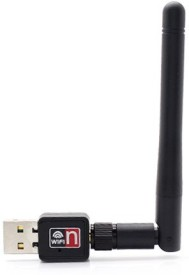 MOBONE Wireless Antenna_014 USB Adapter(Black)