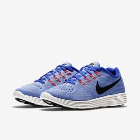 Nike Womens Lunartempo 2 Running Shoes(Blue)