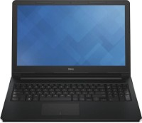 Dell Inspiron Core i3 6th Gen - (4 GB 1 TB HDD DOS) 3567 Notebook(15.6 inch Black)