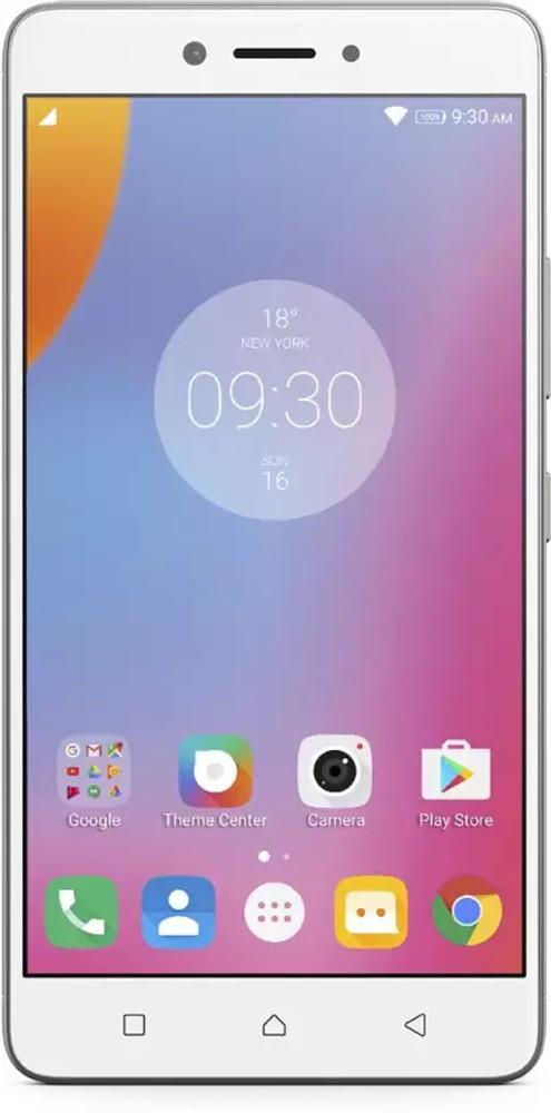 View Lenovo K6 Note (Silver, 32 GB)(3 GB RAM) Mobile Price Online(Lenovo)