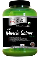 WOP Mass Gainers(2.25 kg, Chocolate, Cafe Arabica)