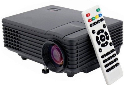 EXON RD 805 800 lm LED Corded Portable Projector(Black)