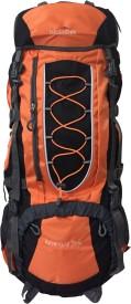 INLANDER 1010 Orange Travel Bag Rucksack - 70 L(Orange)