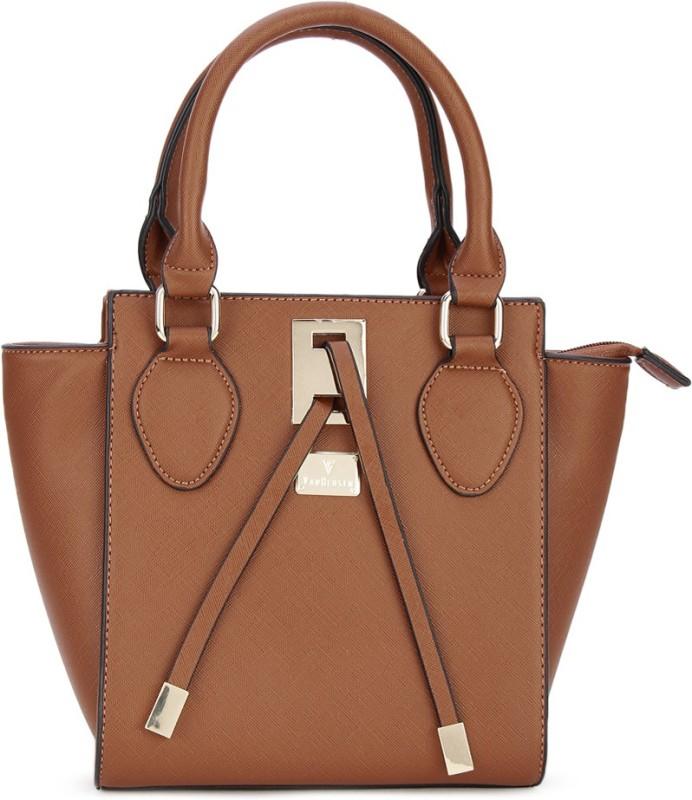 ec753140ec094d Van Heusen Women Casual Tan Genuine Leather Hand-held Bag