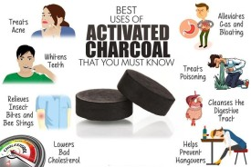 HealthVit Activated Charcoal Powder(100 g)