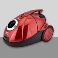 Eureka Forbes Quick Clean DX Dry Vacuum Cleaner(Black, Red)