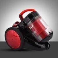 Eureka Forbes Tornado Dry Vacuum Cleaner(Red, Black)