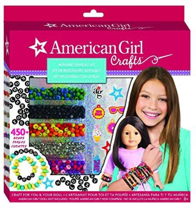 American Girl Alphabet Jewelry Kit