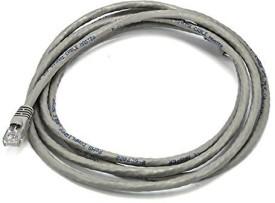 Monoprice 4834523 LAN Cable(Grey)
