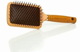 Mixed Chicks Paddle Brush, Gold Orange, 0.3 Pound (Pack of 12)