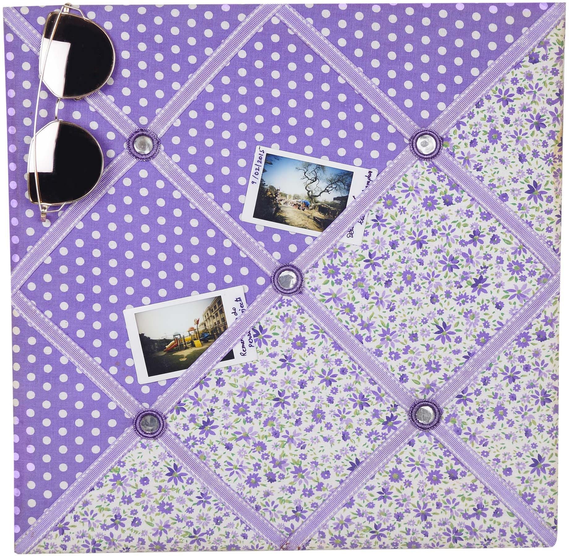 View Creative Textiles Versatile Notice Board(45 cm 45 cm) Furniture (Creative Textiles)