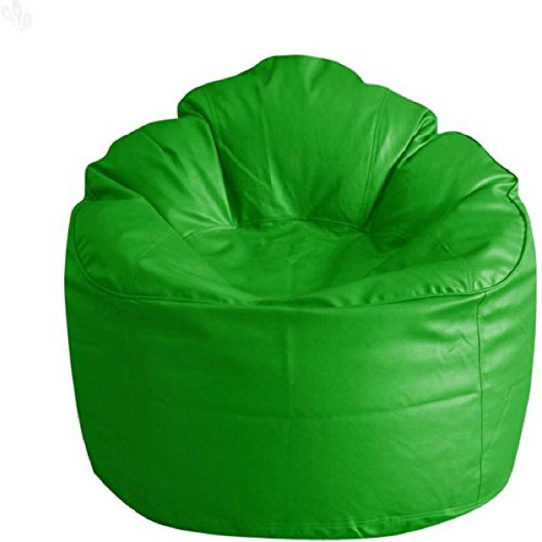 View Sultaan XXL Bean Bag Cover(Green) Furniture (Sultaan)