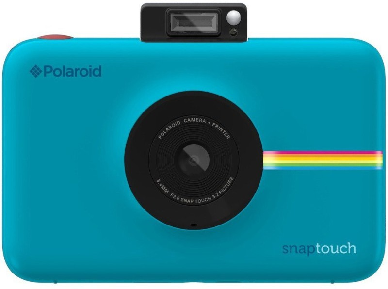 Polaroid Snap touch snap touch Instant Camera(Blue)