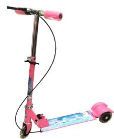Jack Royal Metal Frozen Scooter(Pink)