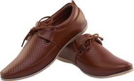 VENS Namah Men's Brown Monk Strap Formal Shoes Monk Strap(Brown)