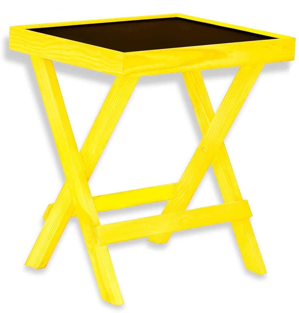 View NETWOOD DESIGNER GOLD Solid Wood Side Table(Finish Color - Gold Matte Finish) Furniture (Netwood Designer)