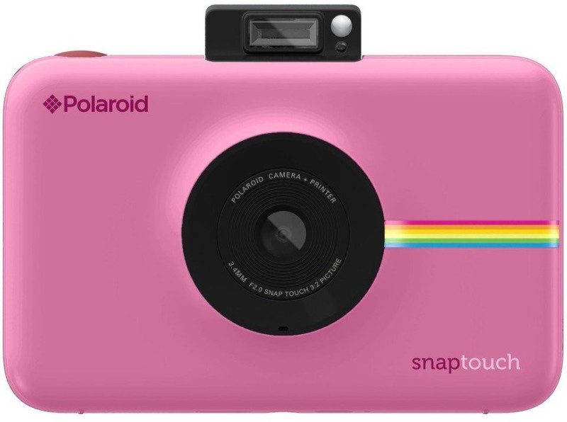 Polaroid snap touch touch Instant Camera(Pink)