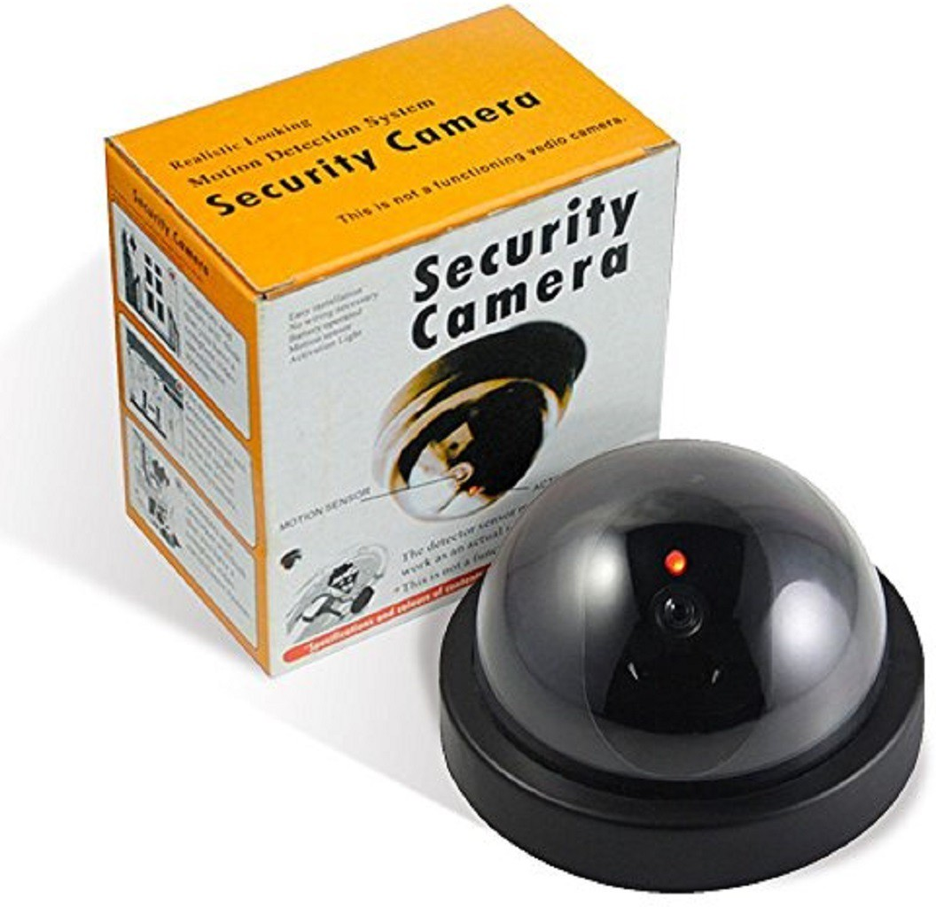 View Canfix Realastic Looking DDCv2 with Motion Sensor Wireless Sensor Security System Home Appliances Price Online(Canfix)