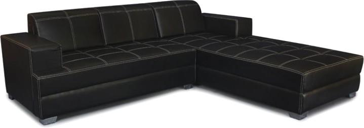 View Amey Leatherette 5 Seater(Finish Color - Matt) Furniture (Amey)