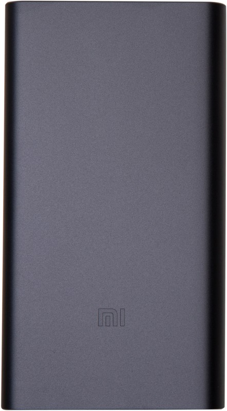 Mi PLM02ZM 10000 mAh Power Bank(Black, Lithium Polymer)