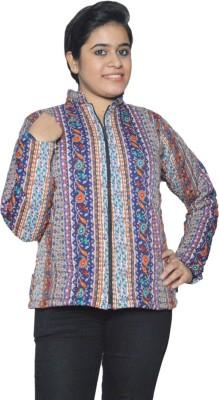 Folksfashion Full Sleeve Printed Women's Jacket