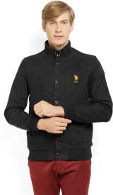 U.S. Polo Assn. Full Sleeve Solid Men's Jacket
