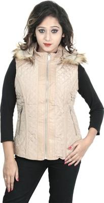 Studio 284 Sleeveless Solid Women's Jacket